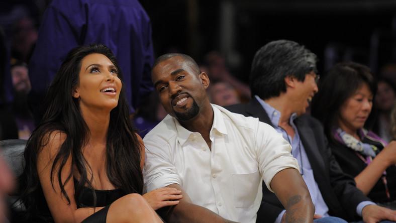 Kim i Kanye West