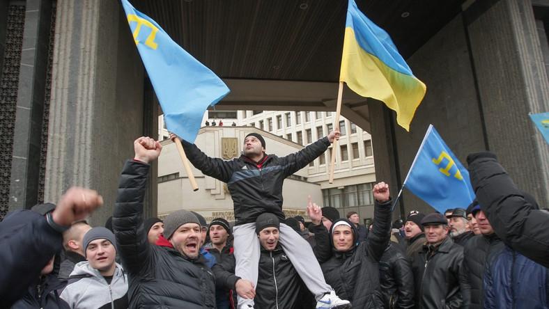 Jest decyzja w sprawie referendum na Krymie
