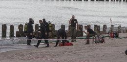 Bomby na plaży w Kołobrzegu. Ewakuacja mieszkańców