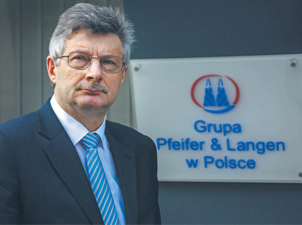 Roman Kubiak, prezes zarządu Pfeifer & Langen Polska SA.jpg