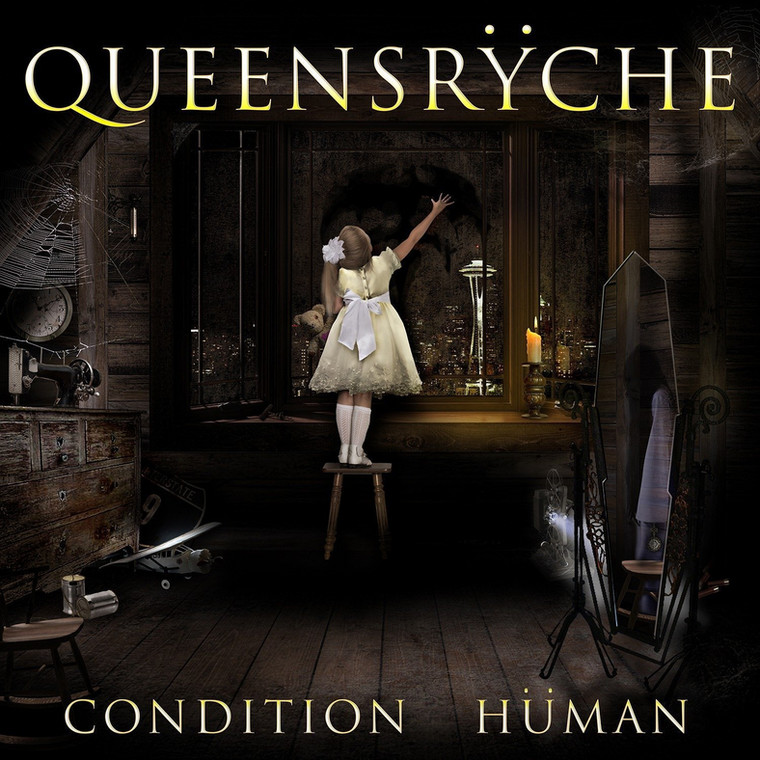 "Queensrÿche – ""Condition Hüman"""