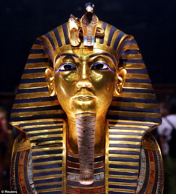 Tutankamon je živeo u 14. veku pre nove ere