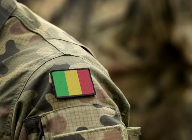 Żołnierz Mali