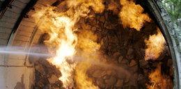 Jak wybucha metan? Pod ziemią zaczyna się piekło