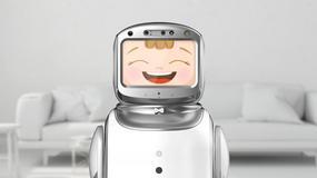 Sanbot Nano - domowy robot z Alexą