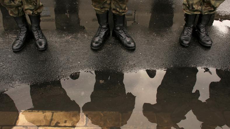 Sejm zakazał żołnierzom zabijać dzieci poniżej 13 lat