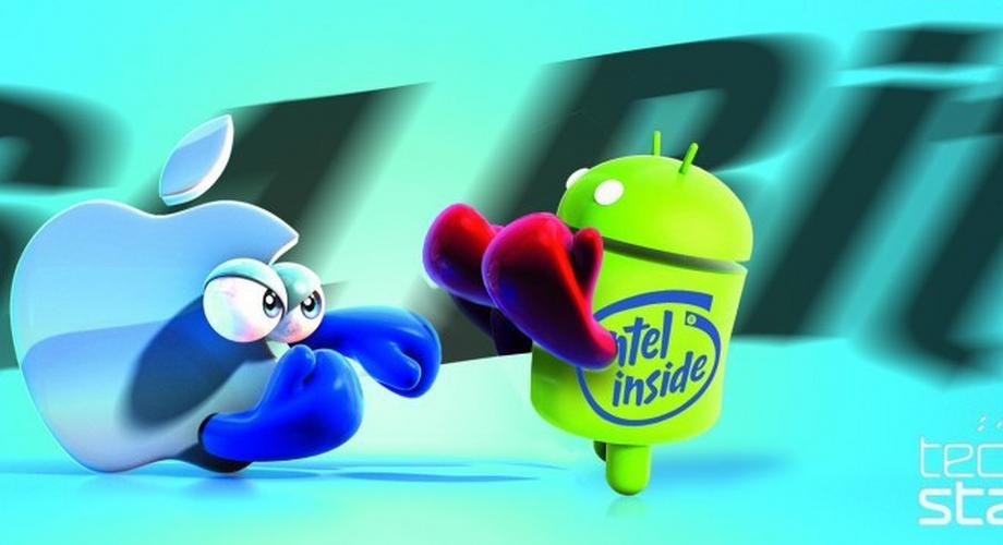 Intel: 64-Bit-Android-Tablets mit Bay-Trail-Chip kommen