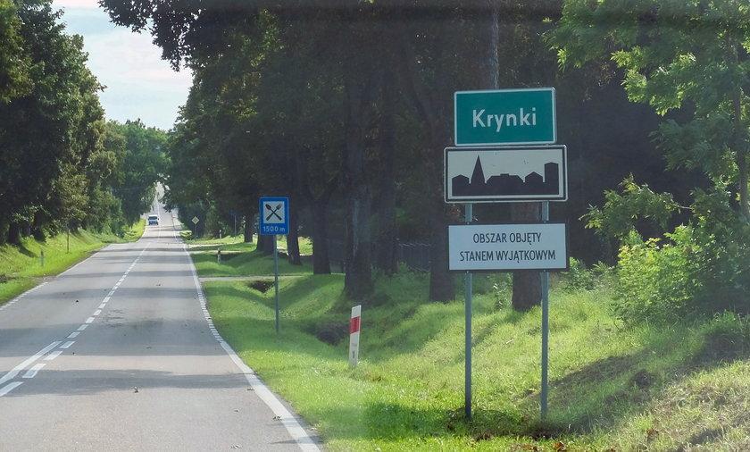 Nieoczekiwane problemy polskich służb na granicy z Białorusią. Miejscowi są wściekli. Jaki mają problem?