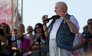 Wałęsa o udziale w obchodach Sierpnia'80: Jestem do dyspozycji tych, którzy mnie zaproszą