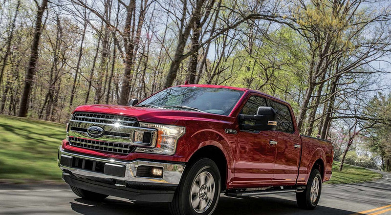 The Ford F-150 pickup truck is the best-selling vehicle in the US, and the newest version gets revealed tonight (F)