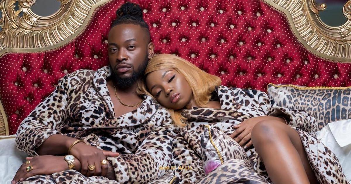 BBNaija's Bam Bam and hubby Teddy A debunk domestic violence claims again - Pulse Nigeria