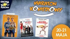 Maraton komediowy w kinach KinAds