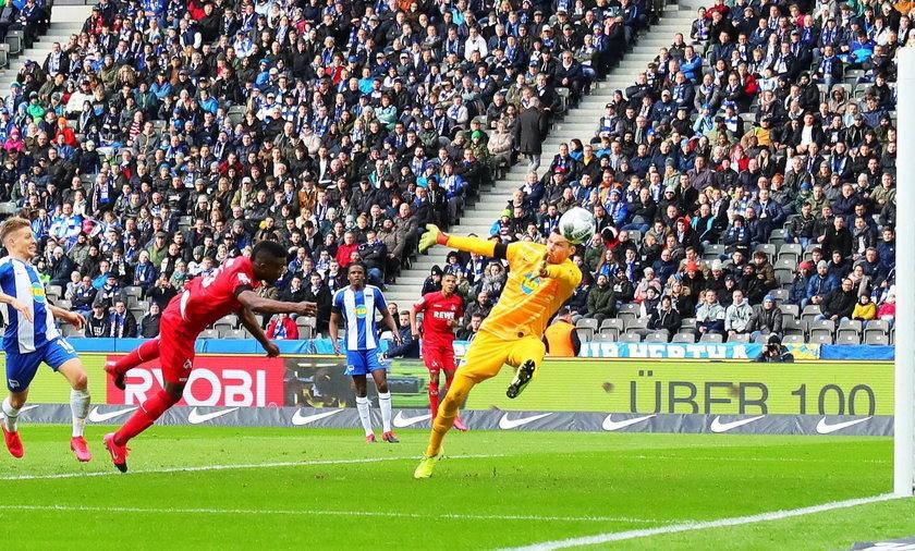 Hertha Berlin - FC Koeln 0:5