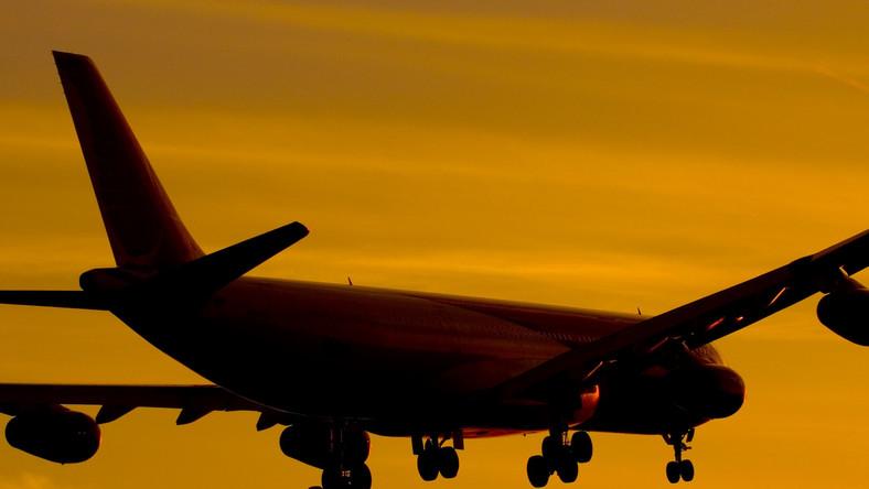 Rosyjski samolot pasażerski o krok od tragedii