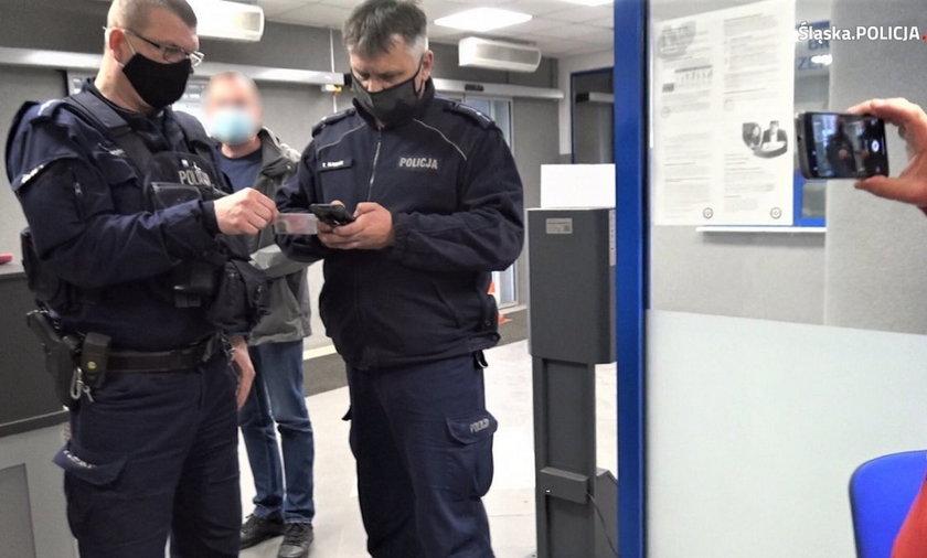 Antycovidowcy wtargnęli do śląskiego szpitala!