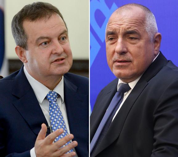 Dačić i Bojko Borisov imali okršaj u vezi sa Kosovom