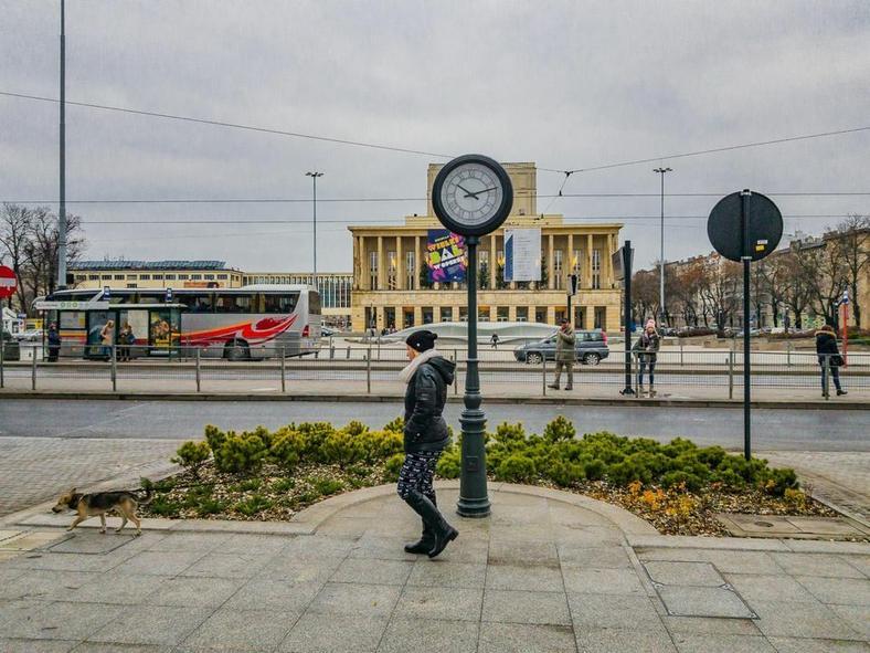 Ulica Knychalskiego stanie się głównie pasażem dla pieszych