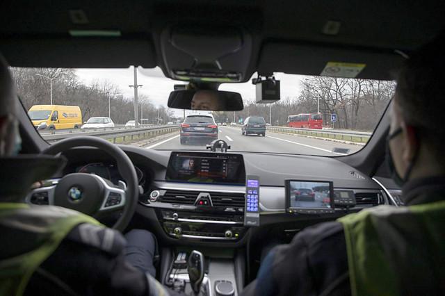 U odnosu na 2019. godinu, broj poginulih u saobraćaju je smanjen za 41, ili 7,5 odsto
