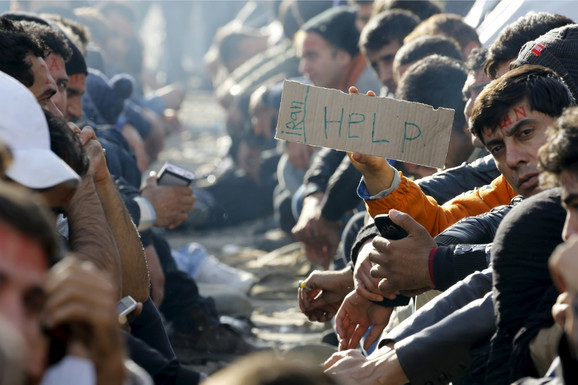Migranti zahtevaju prolaz ka Zapadnoj Evropi