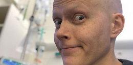 """Słynny skoczek o walce z nowotworem złośliwym. """"Cieszę się na myśl o końcu chemii"""""""