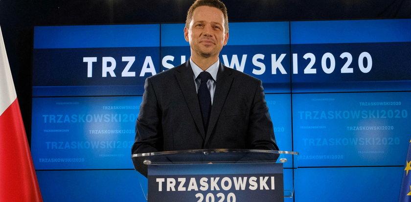 Trzaskowski ostro uderza w Dudę i PiS