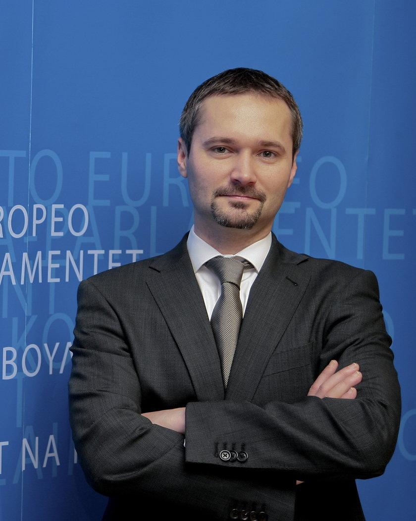 Jarosław Wałęsa, europoseł PO