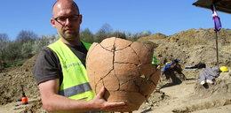Sensacyjne odkrycie na obwodnicy Sanoka. Odkopano starożytną osadę