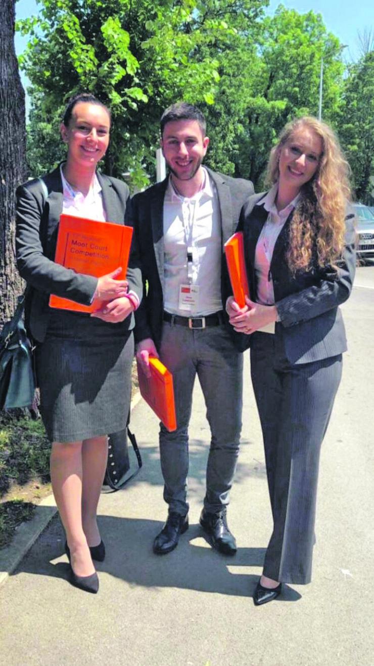 Studenti Pravnog fakulteta Kragujevac