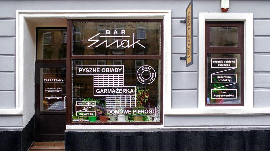 To dopiero zmiana! Bar SMAK we Wrocławiu zyskał nową witrynę