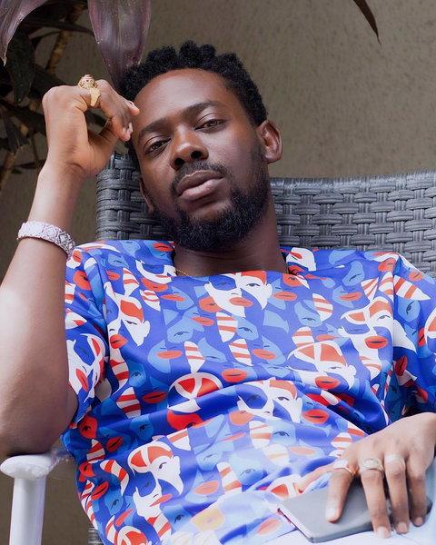 Adekunle Gold's album, 'Afro  Pop Vol. i' will drop soon.' [Instagram/AdekunleGold]