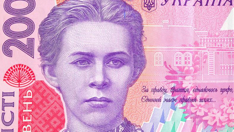 200 ukraińskich hrywien