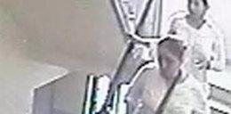 Kamery w bloku nagrały złodziejki