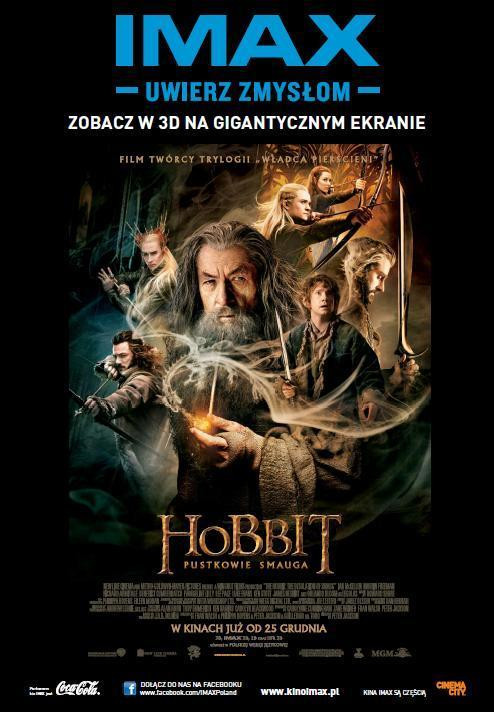 "Cinema City: ""Hobbit: Pustkowie Smauga"""
