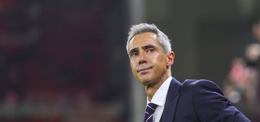 Paulo Sousa podjął ważną decyzję. Trener uciszy swoich krytyków?