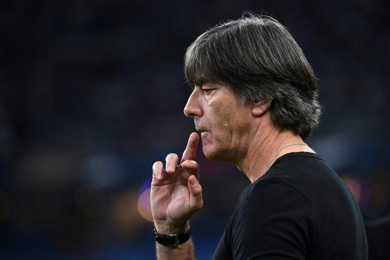 Joachim Loew wants to rebuild the Germany side that flopped in Russia