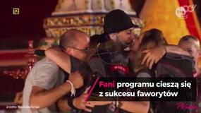 """""""Azja Express"""": jak zareagowali pozostali uczestnicy na wygraną Michała Żurawskiego i Ludwika Borkowskiego?"""