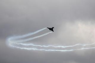 Hiszpania: Katastrofa myśliwca Eurofighter. Pilot nie żyje