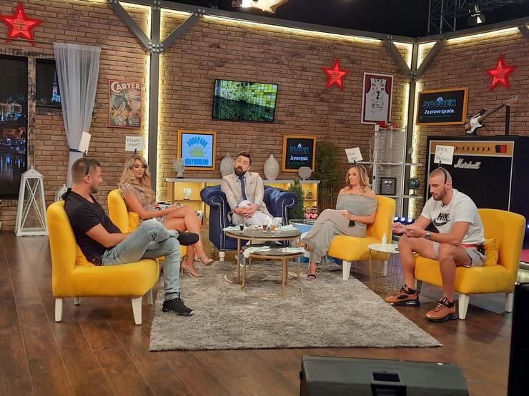 Anabela i Marko u emisiji