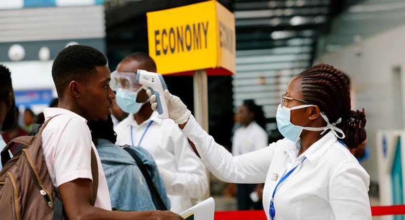 Coronavirus: How travellers in mandatory quarantine make up more than half of Ghana's cases
