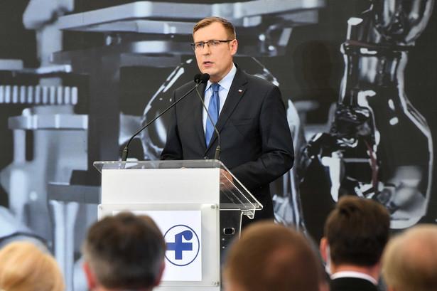 Maciej Małecki, sekretarz stanu w Ministerstwie Aktywów Państwowych