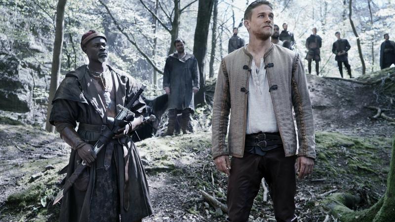 """""""Król Artur: Legenda miecza"""": kadr z filmu"""