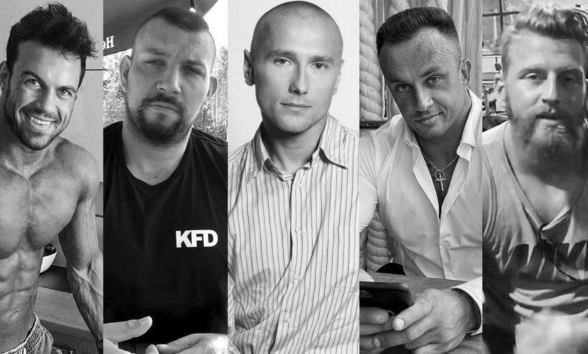 Polscy i zagraniczni trenerzy personalni zmarli w ostatnim czasie.