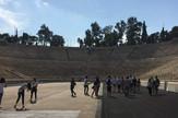 krusevacki maturanti u obilasku olimpijskog stadiona foto facebook