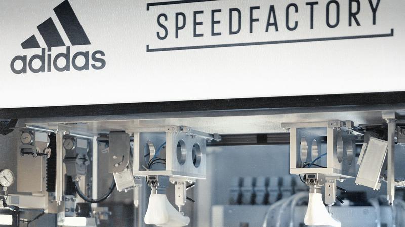 Adidas sprzedaje buty ze Speedfactory