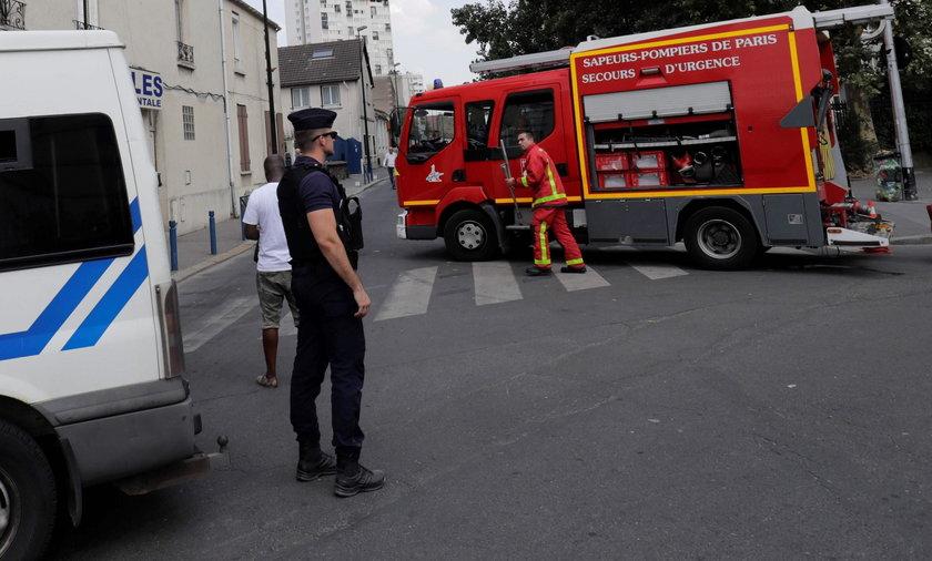 Kolejny pożar w Aubervilliers