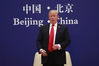 USA i Chiny zawierają umowy gospodarcze, Trump naciska ws. Korei Płn.