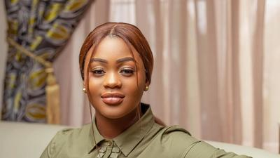 Meet former President Mahama's all grown daughter, Farida Mahama who is stealing the show on social media