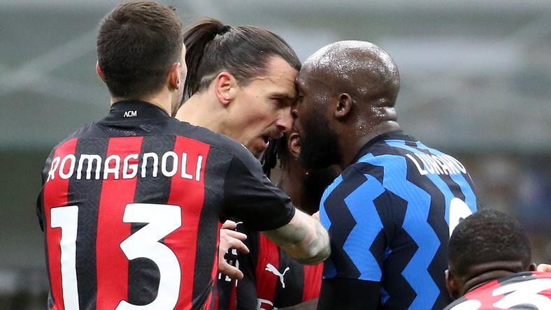 Zlatan Ibrahimovic i Romelu Lukaku
