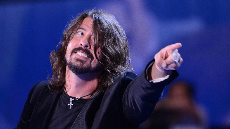 Dave Grohl i Foo Fighters w dwunastu studiach
