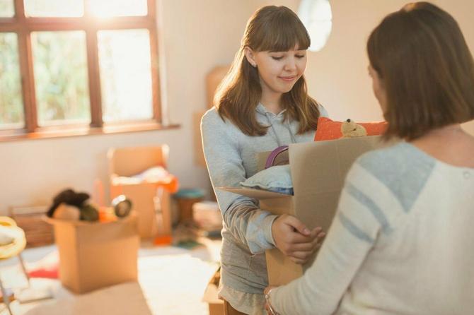 Budite spremni kada dođe vreme da se vaše dete osamostali
